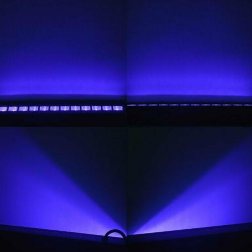 Black Blacklight Party Halloween DJ Light