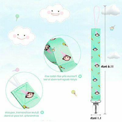 Helskinoy Cartoon Pacifier 5Pack Premium Universal