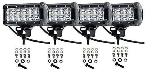 Cutequeen 3600 Cree Spot Light for Rv Atv Boat 4x4 Jeep Lamp Marine Lighting