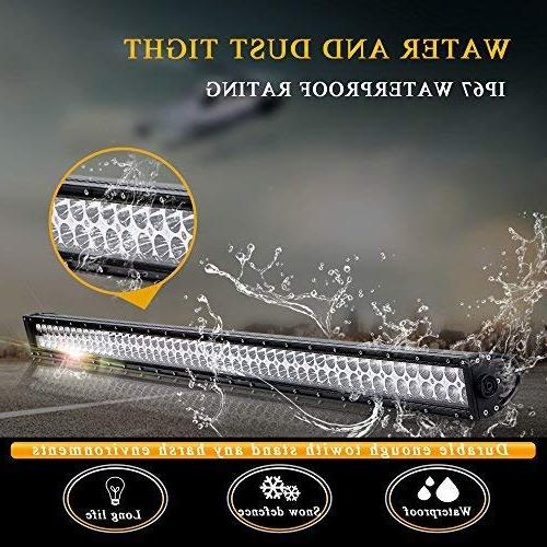 QUAKEWORLD LED Spot Work Light Driving Lights Offroad Lighting Ford Toyota Boat Jeep GMC SUV UTE Boat