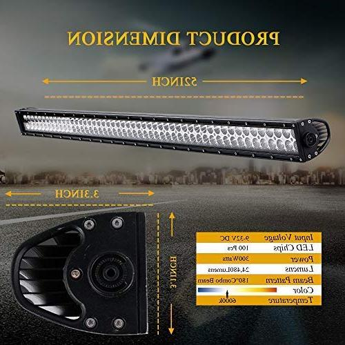 QUAKEWORLD DOT LED Driving Lights Lamp Offroad Ford Toyota Boat GMC SUV Boat