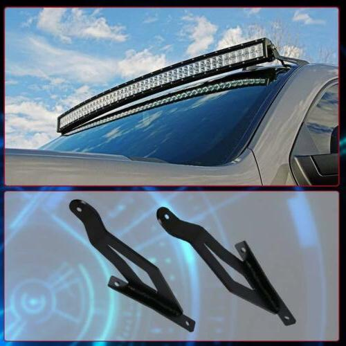 DOT Approved 50in Led Light Spot Flood Combo For Toyota Tundra 07-14