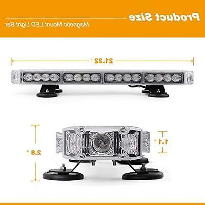"Emergency Lighting Accessories Mini LED 21"" Watt Low Profile"