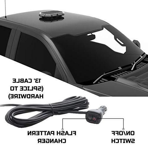 """SpeedTech 18"""" Warning LED Mini Roof Light for Emergency"""