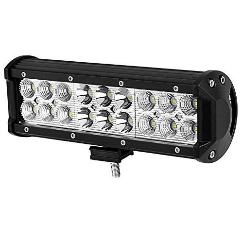led light bar 1 x 54w 9