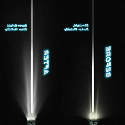 LED Bar 180w Spot Flood Combo