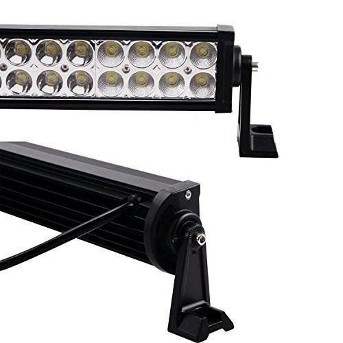 LED Light Spot LED Light Jeep Off-road Light Bar, Driving Fog Light with Mounting for Off-road, Car, ATV, SUV,