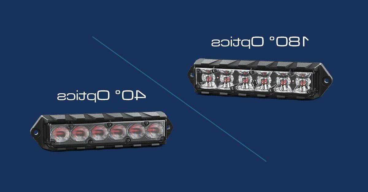 NEW Fusion 400 Stick/Bar Light Dual Color
