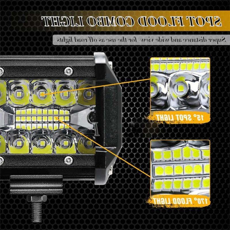 Nilight Light Bar Driving Lights Lamp