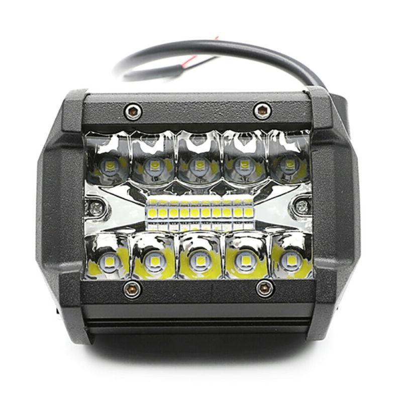 Nilight Light Bar 60W Driving Spotlight Lamp