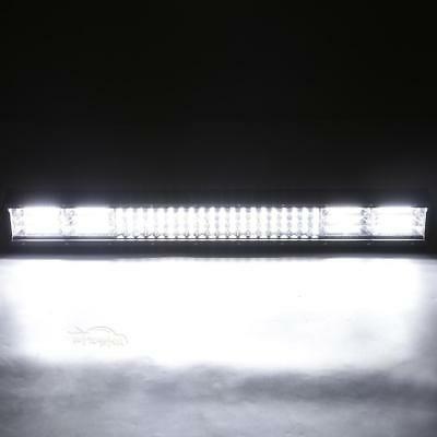 "QUAD LED BAR FLOOD SUV 22"" 20"""