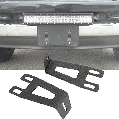 Ram Bar Mount - Front Hidden Brackets Dodge 3500 2003-2014 Apply Straight Bar