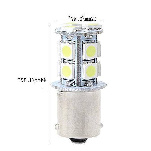 10PCS/set Car 1156 13 RV Camper Interior Bulbs 1141
