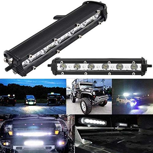 Slim Led Light Bar 7 5