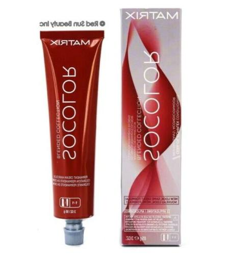 MATRIX SoColor Haircolor 3