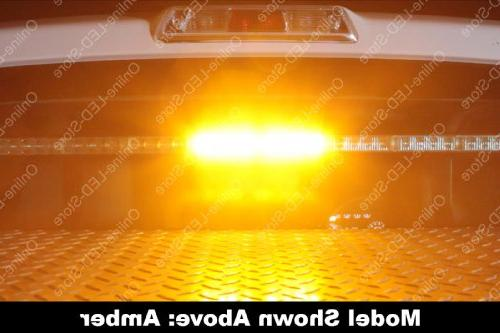 """LAMPHUS SolarBlast 36"""" LED Emergency Warning Strobe Directional bar AVAILABLE"""