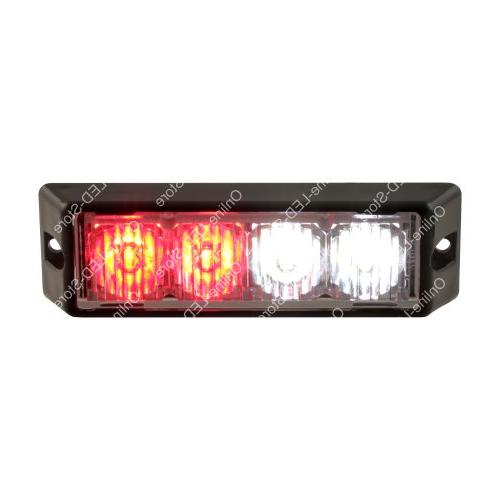 Strobe Grille Flashing Warning Police & Firefighter Emergency Vehicles -