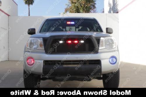 LAMPHUS Strobe Grille Warning Lights for Police &