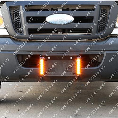 LAMPHUS SBLH06 Strobe Flashing Warning Lights for & Emergency Vehicles