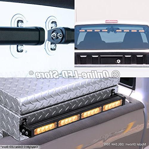 LAMPHUS SBLS14 LED Emergency Warning Deck Lightbar -