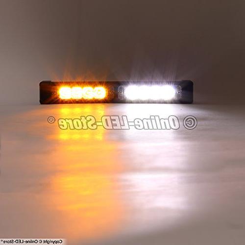 LAMPHUS SBLS24 8W LED Emergency Light White