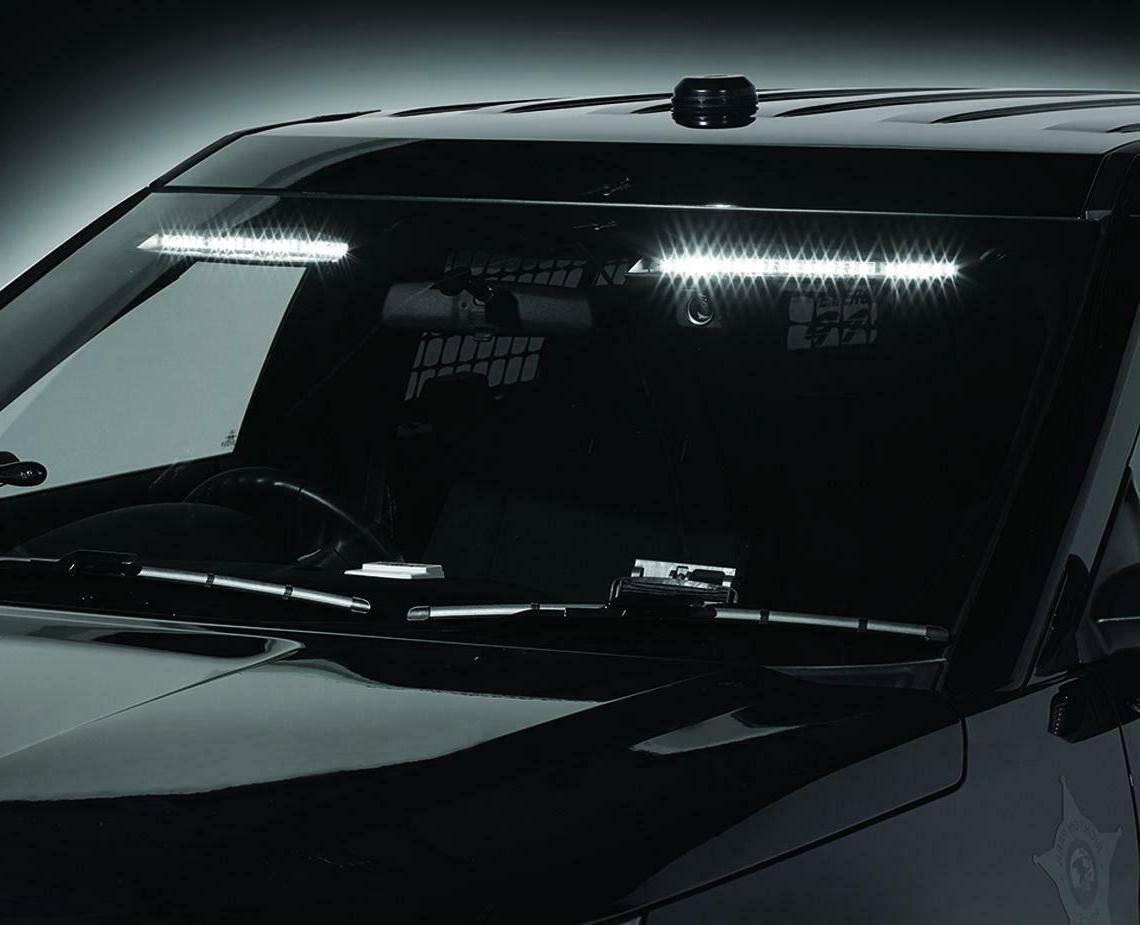 spectralux ils passenger side lightbar for ford