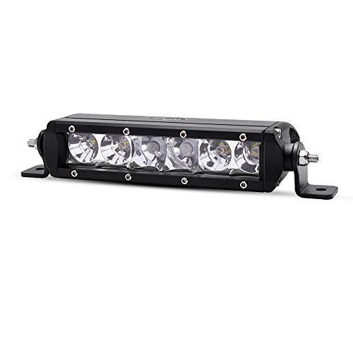 MICTUNING SR-Mini 30W Single LED COMBO Spot Visibility