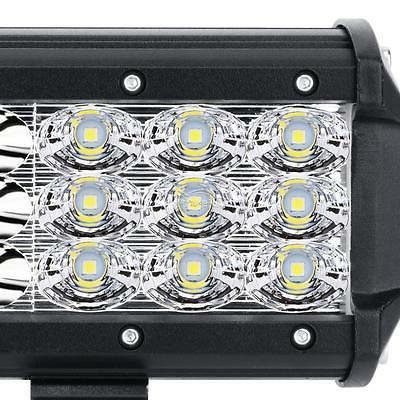 "Tri-Row Led Light Bar Offroad for Truck ATV 14"""