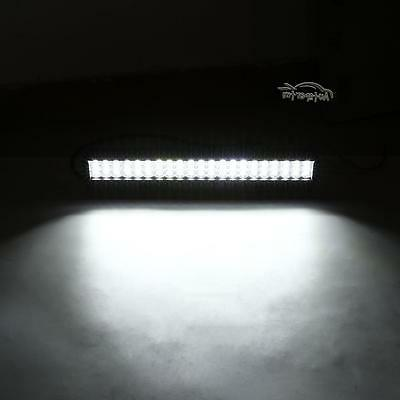 Tri-Row 630W Led Bar Combo Boat UTE ATV 23