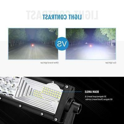 Tri 22Inch LED Light Offroad Lamp Pickup 20""