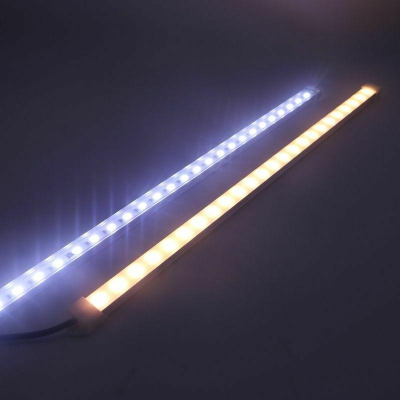 USB 35CM 24 SMD 5630 LED On/Off Tube Lamp 5V