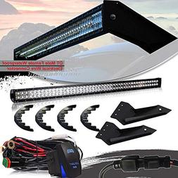 Led Light Bar TURBOSII DOT 50 Inch 288W Combo Offroad Lighti