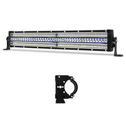 LED Light Bar Nilight 22 Inch 5-Row Flood Spot Combo Beam 18