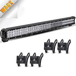 """LED Light Bar TURBOSII 36"""" Inch 234W LED Work Light Spot Flo"""
