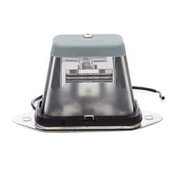 Lumitronics License Plate Light - For Boats, Trailers, Truck