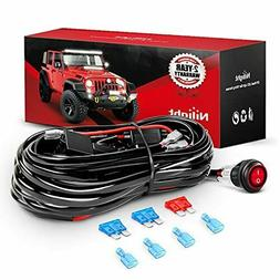 light bar wiring harness kit