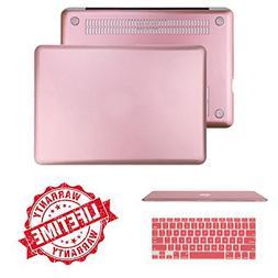 MacBook Pro 15 Case 2017 & 2016 Release, IC ICLOVER Plastic