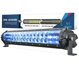 MICTUNING Magical M1s 19 Inch Aerodynamic LED Light Bar  wit