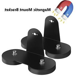 Moso LED Magnetic Mount Bracket for Light Bar, 2 Pcs Powerfu