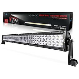 MICTUNING 42 Inch 240W Combo Led Light Bar - 15000 Lumen, 60
