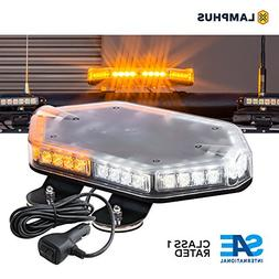 "LAMPHUS NanoFlare NFMB40 12"" 40W LED Mini Light Bar     Emer"
