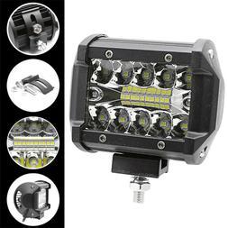 nilight 4 inch led light bar 60w