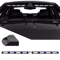Raptor-X TIR Interior Upper Windshield Split LED Visor Light
