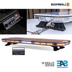 """LAMPHUS SolarBlast SBFB98 47"""" 98W Emergency Vehicle LED Full"""