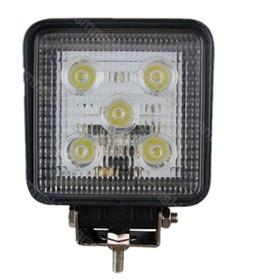 MicTuning 15W Square LED work light off road 4X4 SUV UTV ATV