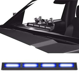 Striker TIR 4 Head LED Dash Light for Emergency Vehicles/War