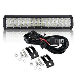 triple row 15inch 450w cree led light