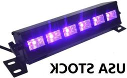 UV LED Black Light Bar Ultraviolet Stage Light Dimmable for